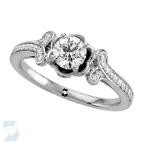 06747 0.66 Ctw Bridal Engagement Ring