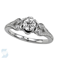 06748 0.67 Ctw Bridal Engagement Ring
