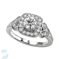 6750 1.04 Ctw Bridal Engagement Ring
