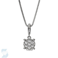 06755 0.11 Ctw Fashion Pendant