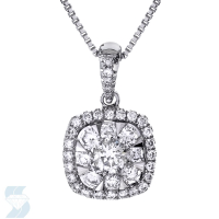 6761 0.63 Ctw Fashion Pendant