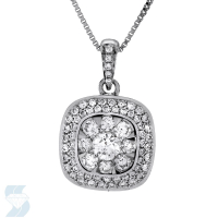 6769 0.74 Ctw Fashion Pendant
