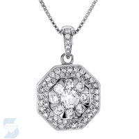 6771 0.72 Ctw Fashion Pendant