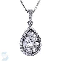 6772 0.66 Ctw Fashion Pendant
