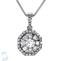 6773 0.60 Ctw Fashion Pendant