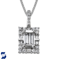 6785 0.48 Ctw Fashion Pendant