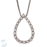 6787 0.46 Ctw Fashion Pendant