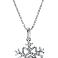 06811 0.08 Ctw Fashion Pendant