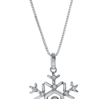 06812 0.10 Ctw Fashion Pendant