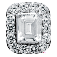 6838 1.81 Ctw Bridal Semi-mount