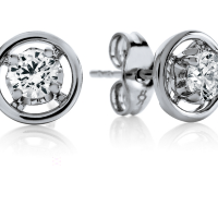 6841 0.40 Ctw Fashion Earring