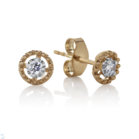 6842 0.10 Ctw Fashion Earring