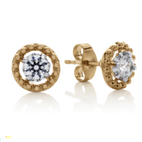 06844 0.40 Ctw Fashion Earring
