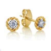 6845 0.10 Ctw Fashion Earring