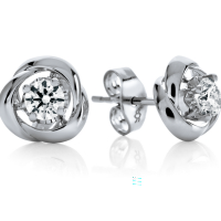 6850 0.40 Ctw Fashion Earring