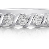 06853 0.51 Ctw Bridal Engagement Ring
