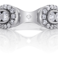 6861 0.68 Ctw Bridal Semi-mount