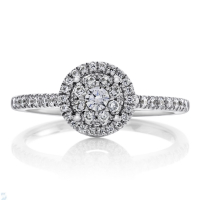 06870 0.40 Ctw Bridal Engagement Ring