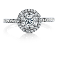 06871 0.48 Ctw Bridal Engagement Ring