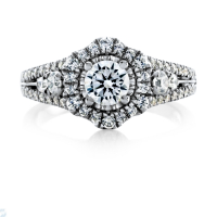 06878 1.12 Ctw Bridal Engagement Ring