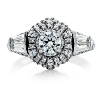 06879 1.37 Ctw Bridal Engagement Ring