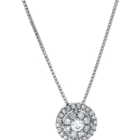 6891 0.25 Ctw Fashion Pendant