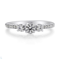 6894 0.49 Ctw Bridal Engagement Ring