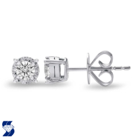 6949 0.26 Ctw Fashion Earring
