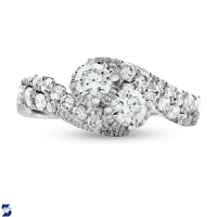 6996 1.45 Ctw Bridal Engagement Ring