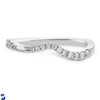 6997 0.20 Ctw Bridal Engagement Ring