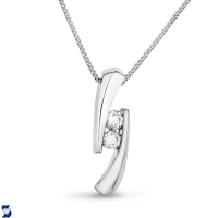 6998 0.20 Ctw Fashion Pendant