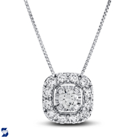 7080 1.04 Ctw Fashion Pendant