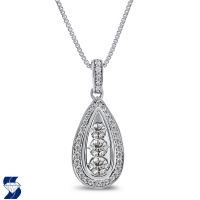 7102 0.40 Ctw Fashion Pendant