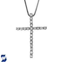 7114 0.38 Ctw Fashion Pendant