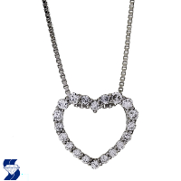 7128 0.38 Ctw Fashion Pendant