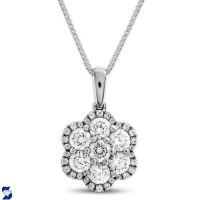 7134 1.04 Ctw Fashion Pendant