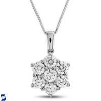 7140 1.99 Ctw Fashion Pendant