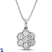 7146 0.50 Ctw Fashion Pendant