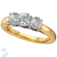 07718 1.06 Ctw Bridal Engagement Ring