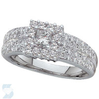 7943 0.96 Ctw Bridal Engagement Ring