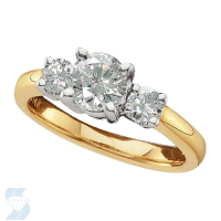 08443 1.07 Ctw Bridal Engagement Ring