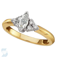 08960 0.97 Ctw Bridal Engagement Ring