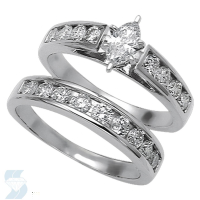 12194 0.52 Ctw Bridal Engagement Ring