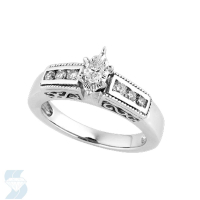 13076 0.26 Ctw Bridal Engagement Ring