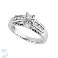 23076 0.26 Ctw Bridal Engagement Ring