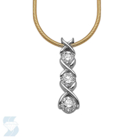 2265 0.98 Ctw Fashion Pendant