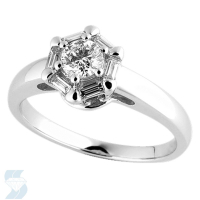 3264 0.40 Ctw Fashion Ring