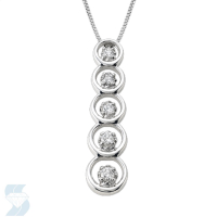 4460 0.46 Ctw Fashion Pendant