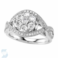 5134 1.02 Ctw Fashion Ring
