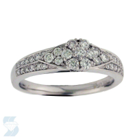 6060 0.48 Ctw Bridal Multi Stone Center